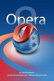 شعار متصفح الاوبرا, opera