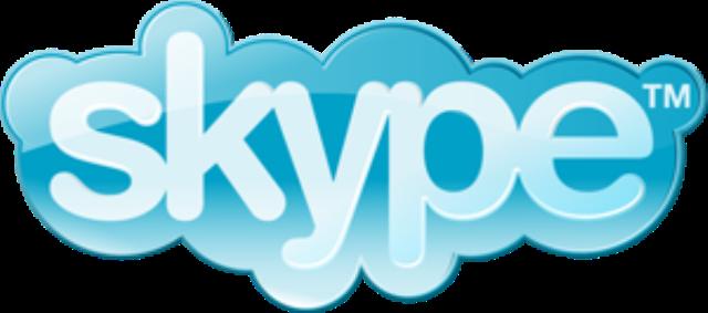 صورة سكايب Skype